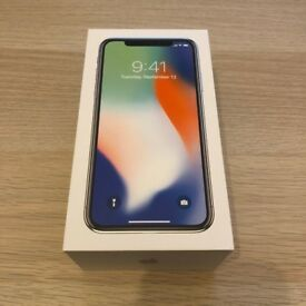 Iphone X 64GB BNIB Negotiable looking for a quick sale