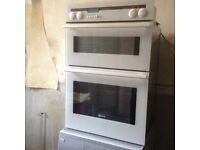 Neff double oven,pristine condition,£95.00