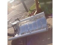Tanning machine luxra x5 parts or put back togather