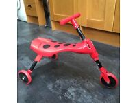 Scuttlebutt Beetle 3-wheel Trike