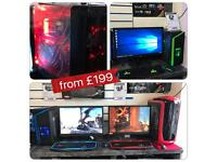 Gaming PC Shop sale
