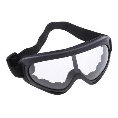 Motorrad Winddichte Brille Augenschutz Sonnenbrillen für Mädchen Junge Klar