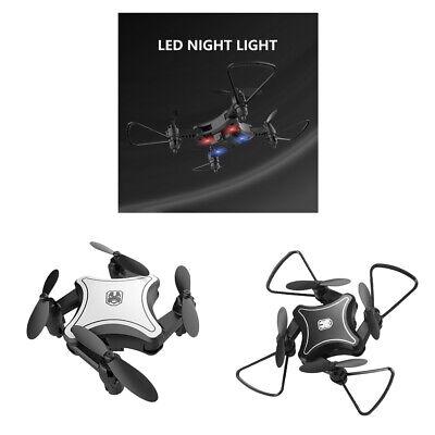 KY902 Mini Quadcopter Drohne faltbar mit Kamera WiFi Höhe halten Follow Me