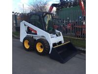 Bobcat S130 Wheeled Skid Steer Not Gehl, JCB