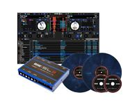 RANE SERATO SCRATCH LIVE SL3 BLUE EDITION PACKAGE !