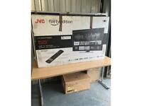 "JVC 55"" smart 4K hdr TV"
