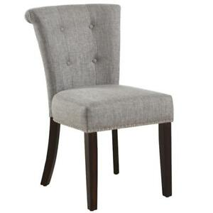 Selma Side Chair in Light Grey (WW86)
