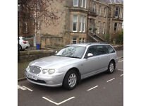 Rover 75 CDTi diesel estate manual 2003 low mileage