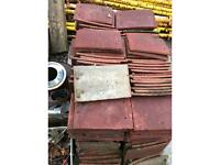 New red Marley roof tiles. Still have some available