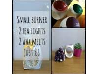 Wax burner and melts darceys. Teachers gift