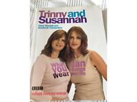 Trinny and Susannah. What not to wear