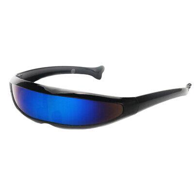 onnenbrille Futuristische Sonnenbrillen Partybrille (Futuristische Brillen)
