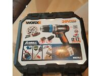 Cordless drill brand new