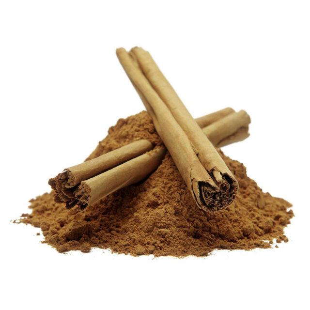 50g Pure Organic Ceylon CINNAMON POWDER Packets ALBA GRADE Cinnamonium Verum ^