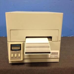 Imprimante Citizen CLP-6002, avec ''Kit de départ'' (592)