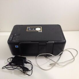 Hewlett Packard HP colour inkjet all-in-one printer, scanner and copier -- unused