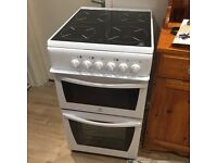Electric cooker good condition ceramic top