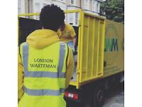 SAME DAY WASTE/RUBBISH & HOUSE CLEARANCE. MATTRESS, FRIDGES, WASHING MACHINE AND MORE CLEARED TW2