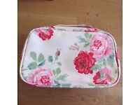 Cath Kidston Travel Wash Bag - Used but in Good Condition