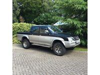 Mitsubishi l200 truck for sale