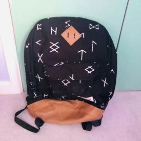HOT STUFF school backpack