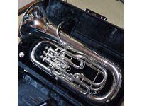 YAMAHA YEP-642S Silver Euphonium