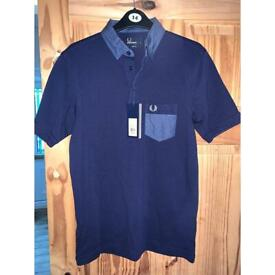 Brand new Fred perry polo T-shirt