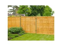 FENCING REPAIRS BOURNEMOUTH & POOLE all types, close board, panel, split rail, hurdles, decking etc.