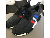 Adidas NMD R1 Tri Colour Black Size 9