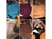 2 large bag of women's clothes size medium only £14