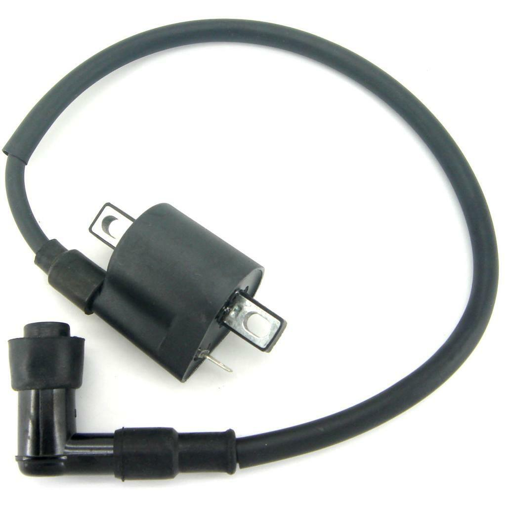 Black Ignition Coil Spark Plug For Suzuki Rm125 And Rm250