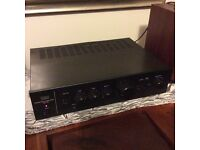 Sansui AU-117 rare vintage amplifier with MM phono for turntables