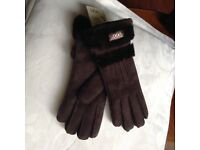 Ladies ugg gloves