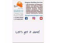 Kingston Building Services Lofts Extensions Bathrooms Kitchens Refurbishment Decorating