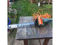 Black & Decker GT250 hedge trimmer