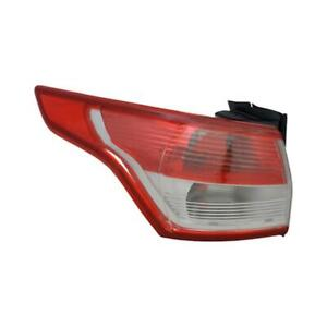 2013-2016 Ford Escape Tail Light Driver Side High Quality