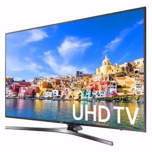 "LED 49"" UHD 4K Smart Samsung ( UN49KU7000 )"