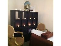 Beauty & massage room for rent