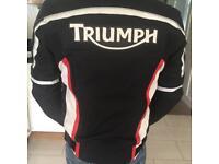 Triumph Men's Motorbike Jaket