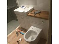 Experienced Plumber/tiler/plasterer ready for work !