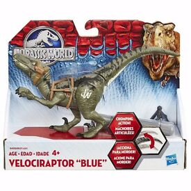 X2 JURASSIC WORLD ACTION FIGURES