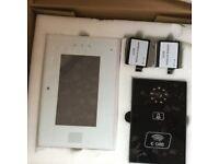 Wireless Video door intercom for home or villa