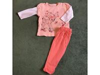 Baby girl 6-9months Disney Bambi outfit in good condition