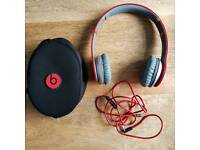 Dr. Dre Solo (HD) Beats Headphones - Special Red Edition