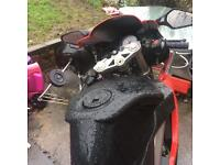 Gilera sc 125 cc new battery ready for mot
