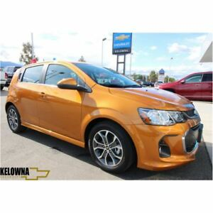 2017 Chevrolet Sonic LT Auto | Only 272 KM's | Backup Cam