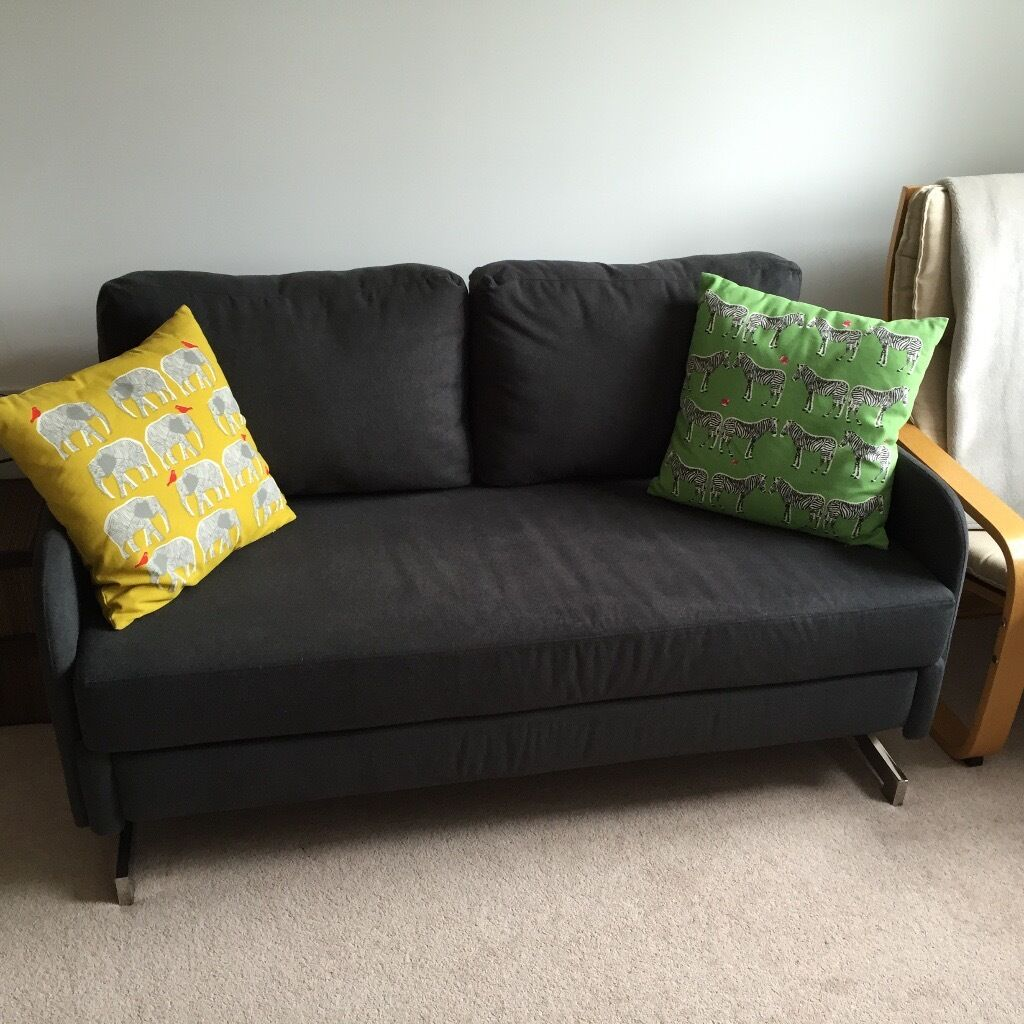 Made Motti Sofa Bed In Bunting Grey