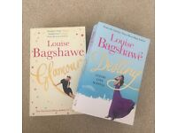 Louise Bagshawe 'Glamour' and 'Destiny' Books
