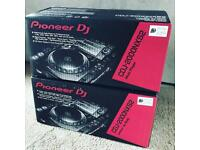Pioneer CDJ 2000 NXS2 Pair Decks - Brand new