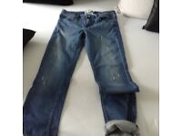 Ladies jeans size10